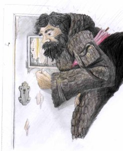 Hagrid by Friederike K.