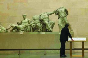 The Stumbling Block – How Turkey and Greece Try to Claim Back their CulturalAssets