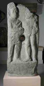 Stele of Antiochus, basalt, Turkey, 1st century BC. Source: The Trustees of the British Museum