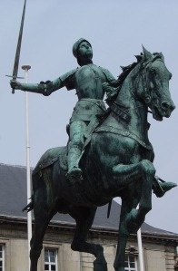 Joan of Arc, Reims