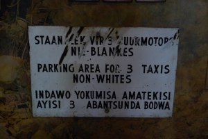 Taxis Non-White