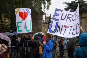 """""""Oxford Stays"""" – Protest against Brexit, 28 June2016"""
